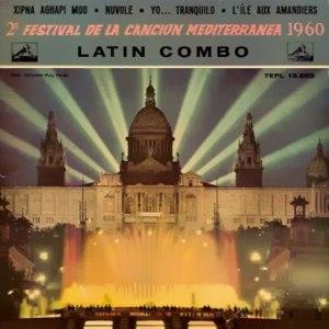 Latin Combo - La Voz De Su Amo (EMI)7EPL 13.503