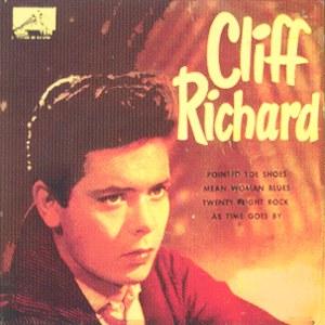 Richard, Cliff - La Voz De Su Amo (EMI)7EPL 13.513