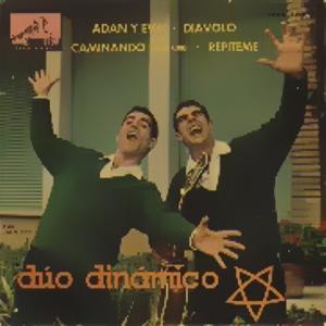 Dúo Dinámico - La Voz De Su Amo (EMI)7EPL 13.517