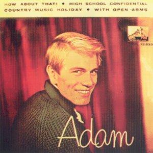 Faith, Adam - La Voz De Su Amo (EMI)7EPL 13.533