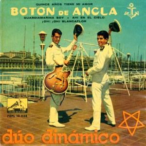 Dúo Dinámico - La Voz De Su Amo (EMI)7EPL 13.538