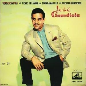 Guardiola, José - La Voz De Su Amo (EMI)7EPL 13.548