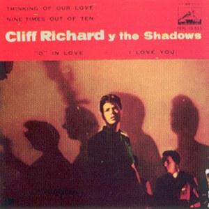 Richard, Cliff - La Voz De Su Amo (EMI)7EPL 13.555