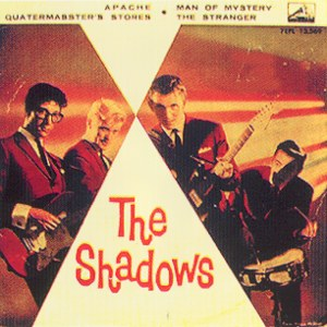Shadows, The - La Voz De Su Amo (EMI) 7EPL 13.569