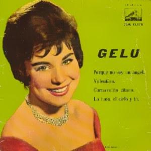 Gelu - La Voz De Su Amo (EMI)7EPL 13.578