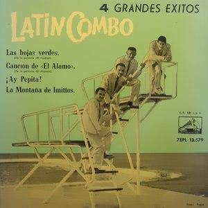 Latin Combo - La Voz De Su Amo (EMI)7EPL 13.579
