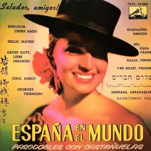 Maleras, Emma - La Voz De Su Amo (EMI)7EPL 13.580