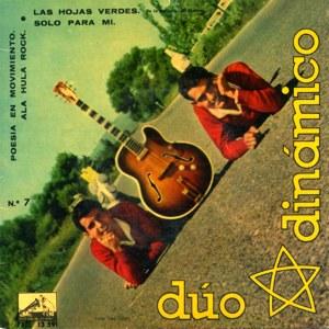 Dúo Dinámico - La Voz De Su Amo (EMI)7EPL 13.591