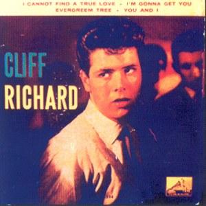 Richard, Cliff - La Voz De Su Amo (EMI)7EPL 13.594
