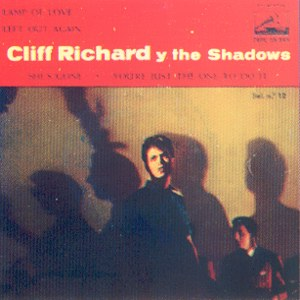Richard, Cliff - La Voz De Su Amo (EMI)7EPL 13.595
