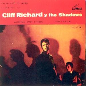 Richard, Cliff - La Voz De Su Amo (EMI)7EPL 13.597