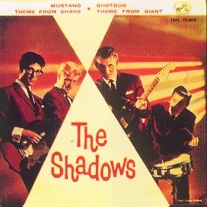 Shadows, The - La Voz De Su Amo (EMI) 7EPL 13.603