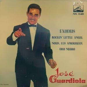 Guardiola, José - La Voz De Su Amo (EMI)7EPL 13.605