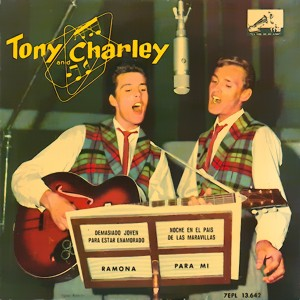 Tony And Charley - La Voz De Su Amo (EMI)7EPL 13.642