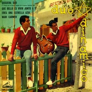 Dúo Dinámico - La Voz De Su Amo (EMI)7EPL 13.643