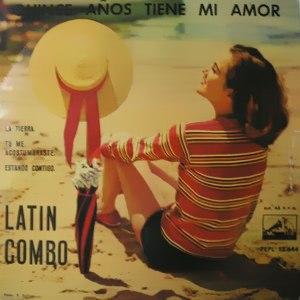 Latin Combo - La Voz De Su Amo (EMI)7EPL 13.644