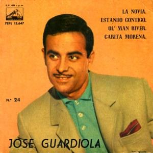 Guardiola, José - La Voz De Su Amo (EMI)7EPL 13.647