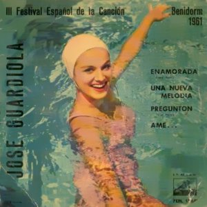 Guardiola, José - La Voz De Su Amo (EMI)7EPL 13.651