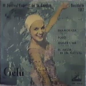 Gelu - La Voz De Su Amo (EMI)7EPL 13.652