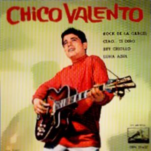 Valento, Chico - La Voz De Su Amo (EMI)7EPL 13.657