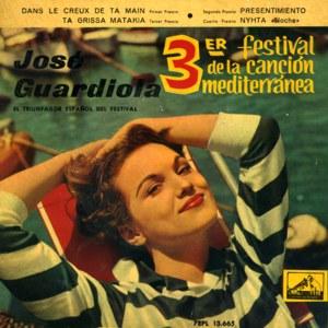 Guardiola, José - La Voz De Su Amo (EMI)7EPL 13.665