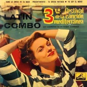 Latin Combo - La Voz De Su Amo (EMI)7EPL 13.666