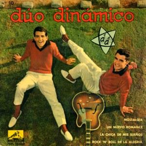 Dúo Dinámico - La Voz De Su Amo (EMI)7EPL 13.669