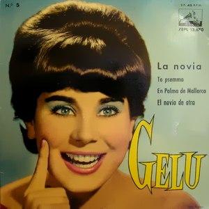 Gelu - La Voz De Su Amo (EMI)7EPL 13.670