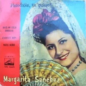 Sánchez, Margarita - La Voz De Su Amo (EMI)7EPL 13.678