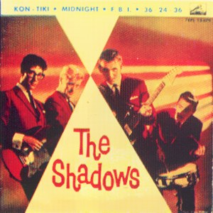 Shadows, The - La Voz De Su Amo (EMI) 7EPL 13.679