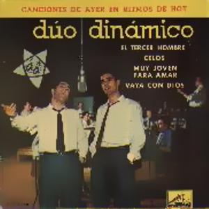 Dúo Dinámico - La Voz De Su Amo (EMI)7EPL 13.681