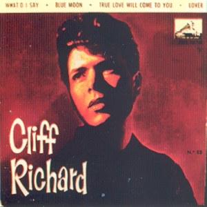Richard, Cliff - La Voz De Su Amo (EMI)7EPL 13.701