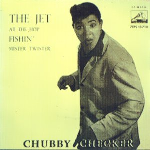 Checker, Chubby - La Voz De Su Amo (EMI)7EPL 13.710