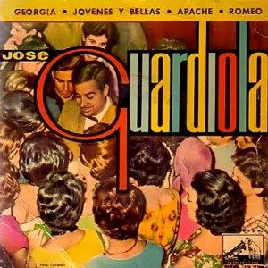 Guardiola, José - La Voz De Su Amo (EMI)7EPL 13.726