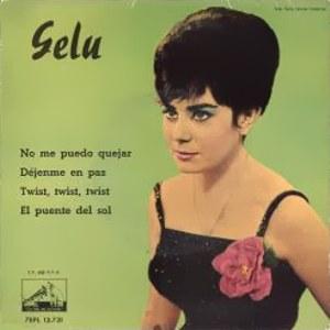Gelu - La Voz De Su Amo (EMI)7EPL 13.731