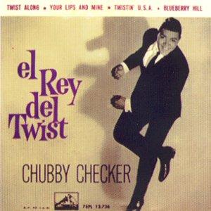 Checker, Chubby - La Voz De Su Amo (EMI)7EPL 13.736