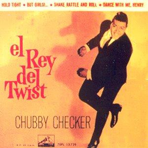 Checker, Chubby - La Voz De Su Amo (EMI)7EPL 13.739
