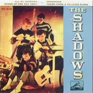 Shadows, The - La Voz De Su Amo (EMI) 7EPL 13.742