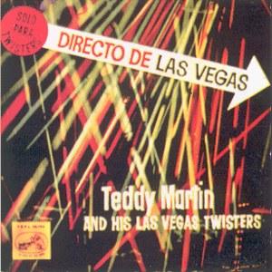 Martin, Teddy - La Voz De Su Amo (EMI)7EPL 13.753
