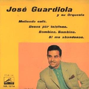 Guardiola, José - La Voz De Su Amo (EMI)7EPL 13.754