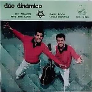 Dúo Dinámico - La Voz De Su Amo (EMI)7EPL 13.755