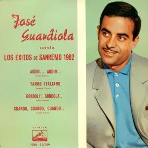 Guardiola, José - La Voz De Su Amo (EMI)7EPL 13.759