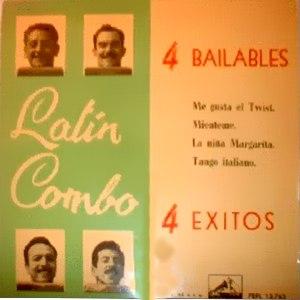 Latin Combo - La Voz De Su Amo (EMI)7EPL 13.763