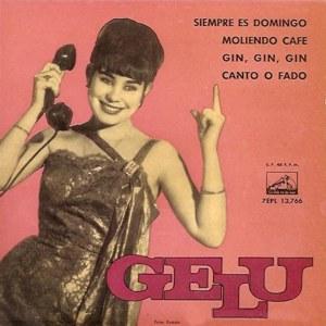 Gelu - La Voz De Su Amo (EMI)7EPL 13.766