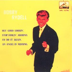 Rydell, Bobby - La Voz De Su Amo (EMI)7EPL 13.782