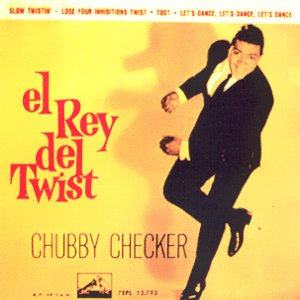 Checker, Chubby - La Voz De Su Amo (EMI)7EPL 13.793