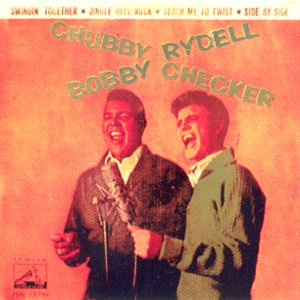 Checker, Chubby - La Voz De Su Amo (EMI)7EPL 13.794