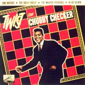 Checker, Chubby - La Voz De Su Amo (EMI)7EPL 13.797