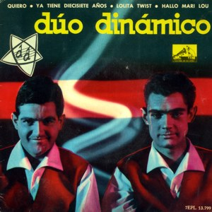 Dúo Dinámico - La Voz De Su Amo (EMI)7EPL 13.799