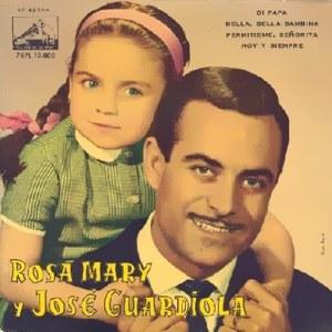 Guardiola, José - La Voz De Su Amo (EMI)7EPL 13.803